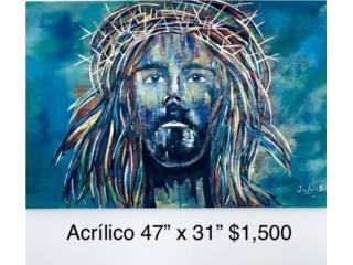 Obras de arte en acrílico, Puerto Rico