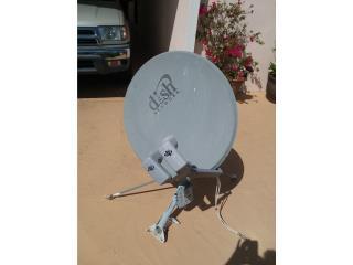 Antena Dish Pro, Puerto Rico