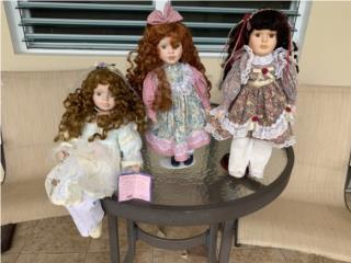 Muñecas en porcelana, Puerto Rico
