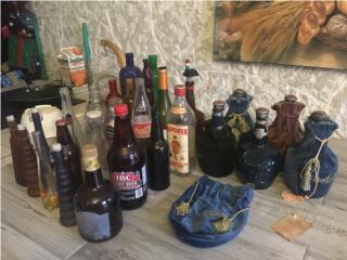 Colección de botellas , Puerto Rico