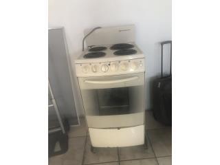 Estufa y microondas y aire acondicionado , Puerto Rico