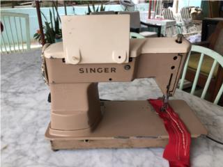 Maquina de coser singer, Puerto Rico