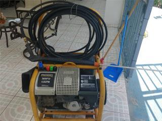 Máquina de presion, Puerto Rico