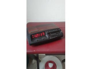 Radio Reloj Vintage General Electric, Puerto Rico