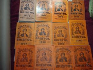 Almanaques Bristol, Puerto Rico