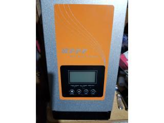 regulador controlador solar  80a  mppt nuevos, Puerto Rico