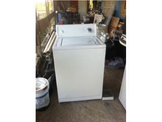 lavadora whirlpool, Puerto Rico