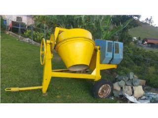 Maquina d  ligar  Cemento, Puerto Rico