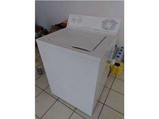 Lavadora mecanica no es electronica, Puerto Rico