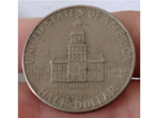Moneda del centenario , Puerto Rico