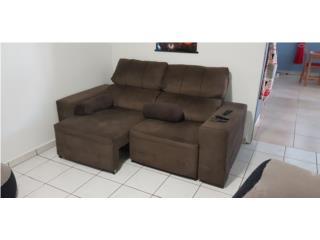 Mueble reclinable  de 5 posiciones, Puerto Rico