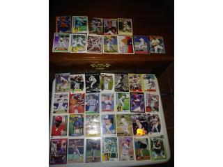 Coleccion Cartas de Beisbol, Puerto Rico