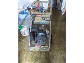 Maquina de lavado a presion $100 OMO, Puerto Rico