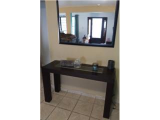 Mesa de pared con espejo , Puerto Rico