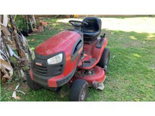 Tractor Craftsman, Puerto Rico