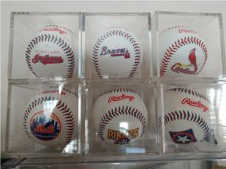 bolas de baseball rawlings budweiser mlb teams, Puerto Rico