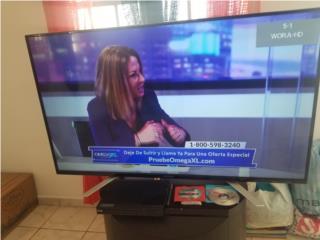 Plasma tv marca hitachi 49 pulgadas, Puerto Rico