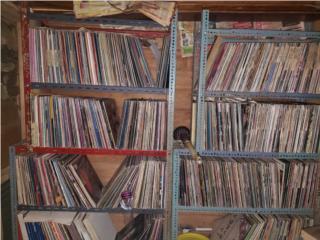coleccion d discos mas d 1000, Puerto Rico