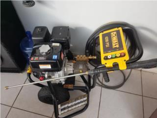 Maquina de lavado a precion 4200libra  , Puerto Rico