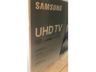 """Samsung 58"""", Puerto Rico"""