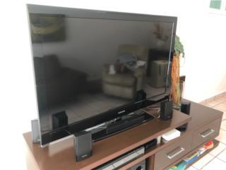 TV SAMSUNG LCD 52
