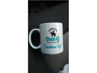 Tasa Café Don Q, Puerto Rico
