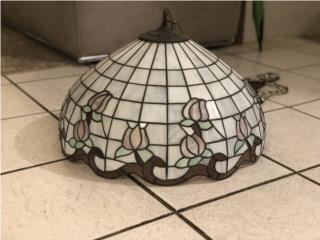 Lámpara Techo Antique, Puerto Rico