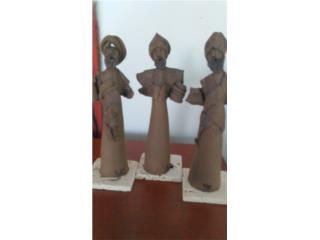 Esculturas Reyes Magos-Alemany, Puerto Rico
