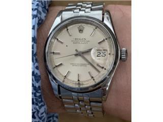 Rolex Date Just Men Original S/S, Puerto Rico