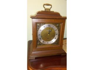 Reloj antiguo Seth Thomas, Puerto Rico