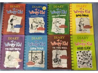 Diary of a Wimpy Kid, Puerto Rico