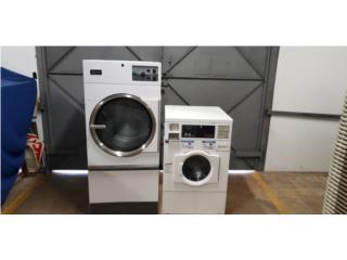 Sacadora y lavadora Comercial, Puerto Rico