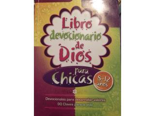 Libro devocionario de Dios para chicas, Puerto Rico