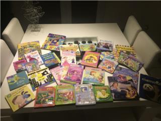 Variedad de libros infantiles , Puerto Rico