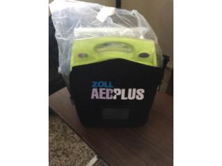 AED Desfibrilador Plus, Puerto Rico