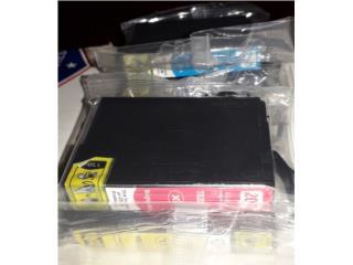 Tintas Epson 200XL Remplazo Set de 4, Puerto Rico