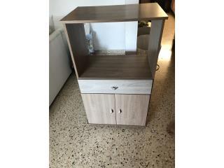Mesa de cocina para alimento y microondas , Puerto Rico