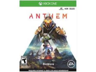 Anthem Xbox One, Puerto Rico