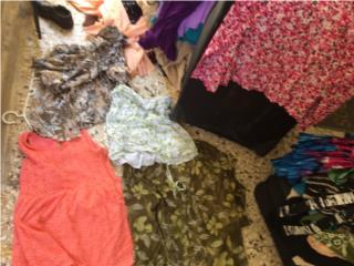 Cajas de ropas , Puerto Rico