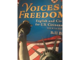 Libros de ciudadanía americana , Puerto Rico