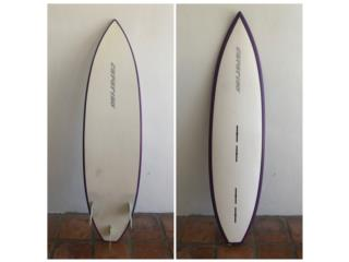 "Kite surfing board 5'8"", Puerto Rico"