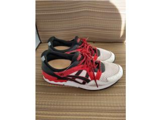 Asics 11 men originales, Puerto Rico