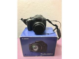 Camara Canon i2, Puerto Rico