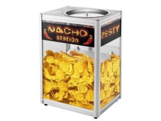 Monta tu negocio popcorn y algodón nacho , Puerto Rico