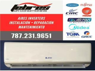 Air Max 12btu 18seer Inverter , Puerto Rico