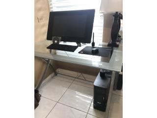 Cintiq 22HD with Acer Aspire Desktop Tower, Puerto Rico