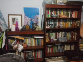 Libreros, Puerto Rico