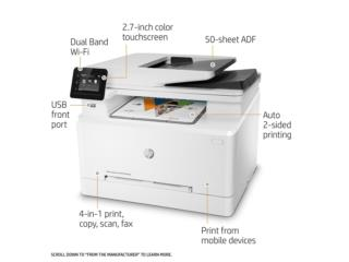 HP LaserJet Pro M281fdw, Puerto Rico