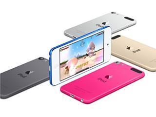 Apple iPod touch, Puerto Rico