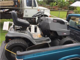Tractor, Puerto Rico